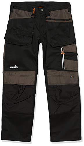 Scruffs T51999 3D Trade Short Trousers, Graphite, 32W 30L