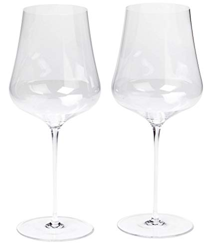 Gabriel-Glas -Austrian Crystal Wine Glass - 'StandArt' Edition - Set of 2