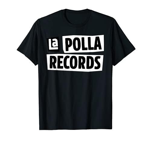 La_Polla_Records Band Rock España Camiseta