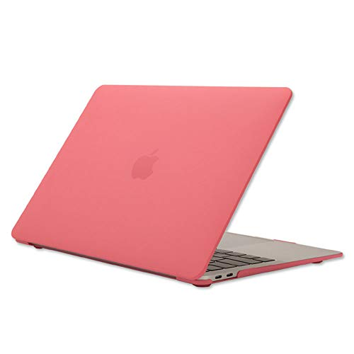 Laptop Case for MacBook Air 13 Inch,2020 Release Case,Plastic Hard Shell Snap On Scratch Guard Cover Compatible Mac Air A2179/A2337,Cream Pink