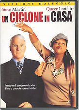 DVD Un Ciclone In Casa