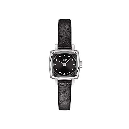 Preisvergleich Produktbild Tissot Damen-Uhren Analog Quarz One Size Leder 87645363