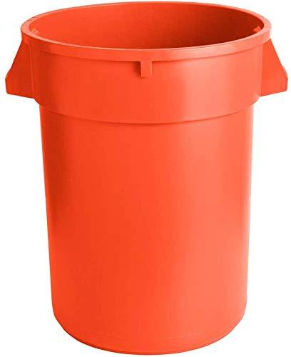 5 Pack 128 Qt. 32 Gallon Ingredient Liters 121 Orange Max 59% OFF low-pricing Round