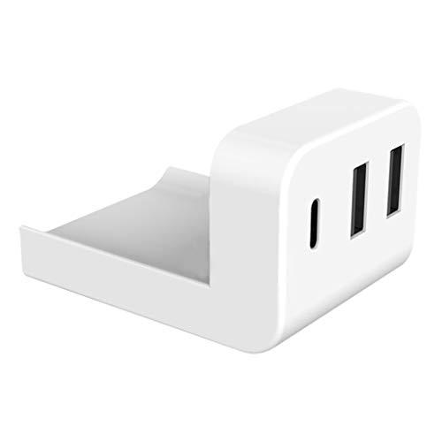 Power Expansion Hub für Airpods,Maus und andere Geräte gleichzeitig, USB-CPower AdapterExpands