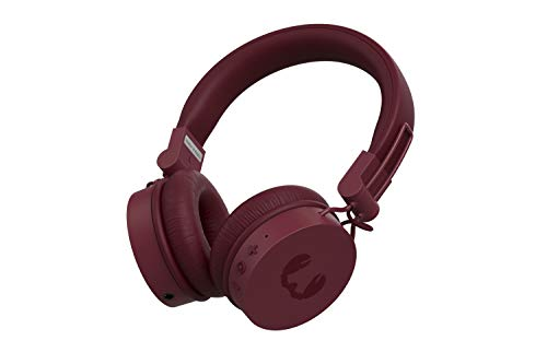 Fresh \'n Rebel Headphones Caps 2 Wireless | Auriculares inalámbricos Bluetooth - Ruby Red