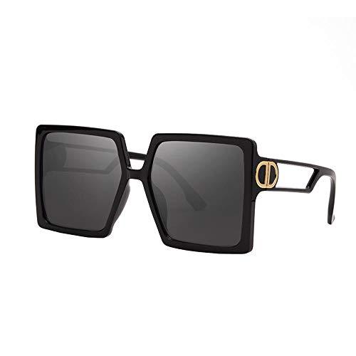 Gafas De Sol Hombre Mujeres Ciclismo Gafas De Sol Cuadradas Elegantes para Mujer Gafas De Sol para Mujer Vintage Shades Eyewear-268-1