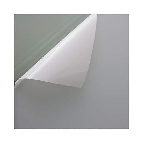 Beyond Drape Fensterfolie Sichtschutzfolie Milchglasfolie Weiss statisch Verschiedene Größen 45x200 cm