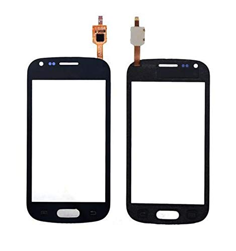 RPATEL Touch Screen DIGITIZER replestment for Samsung Galaxy S Duos GT-S7562 (Black)
