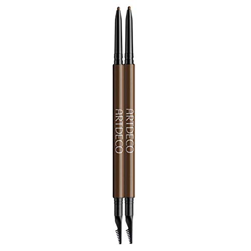 Artdeco Ultra Fine Brow Liner 11, Coal, 2er Pack (2 x 9 g)