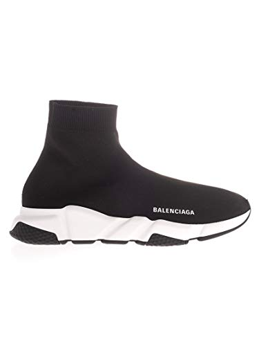 Balenciaga Luxury Fashion Herren 587286W05G91000 Schwarz Polyester Sneakers | Herbst Winter 20