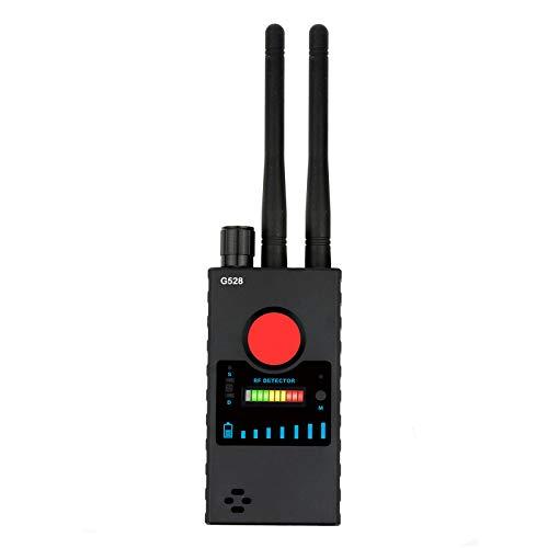 Detector Cámara Anti Espia para Cámara Oculta Láser Lente gsm Escuchando Dispositivo Descubridor Inalámbrico RF Bug Detector Señal Radar Radio Escáner Alarma Inalambrica