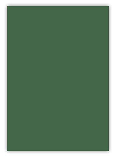 25 Blatt farbiges Premium Briefpapier Caribic Format DIN A4 ( 210 x 297 mm ) Farbe Briefbogen Palme Dunkelgrün, Karibik Papier