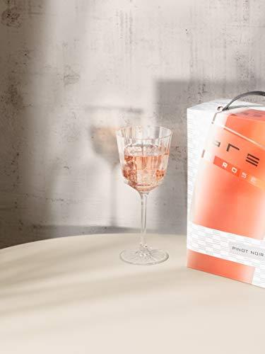 Bree Pinot Noir Rosé Qualitätswein feinherb aus Deutschland, Bag-in-Box (1 x 3 l) - 5