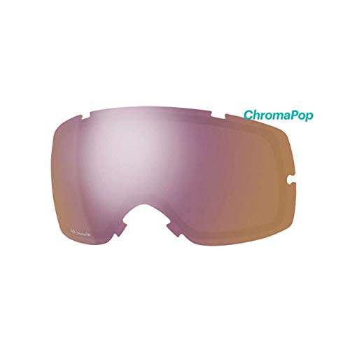Smith Optics Vice Adult Replacement Lens Snow Goggles Accessories - Chromapop Everyday Rose Gold Mirror/One Size