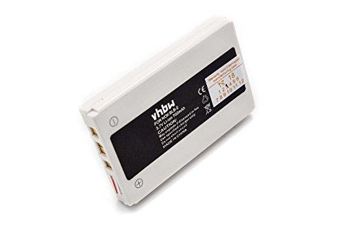 vhbw Akku passend für Belkin Bluetooth GPS Receiver GPS Navigation Navi (700mAh, 3,7V, Li-Ion)