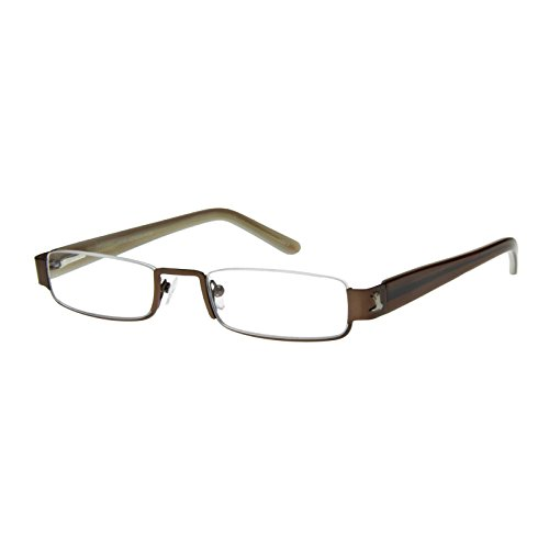 I NEED YOU Lesebrille Otto / +1.50 Dioptrien/Braun, 1er Pack