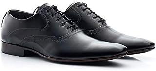 Sapato Social Masculino Bigioni Couro Preto 340