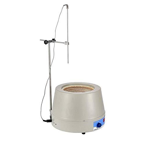 BananaB labor heizmantel 2000ml heizmantel labor rundkolben 2000ml Heizhaube 450W Heating Mantle Stirring 0~1400 RPM Heating Mantle Sleeves für Aufheizen und Rühren von Flüssigkeiten