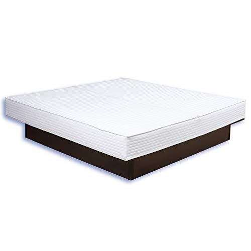 Premium Comfort Wasserbettbezug/teilbare Auflage - in Frottee Baumwolle Qualität - alle Größen - z.B. 180x200 cm