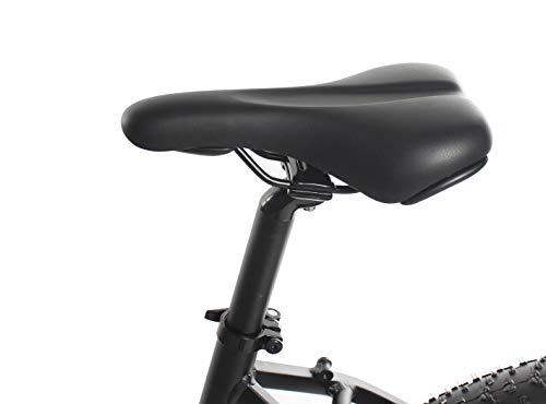 31vVWLkzqrL - smartEC RockX-26T Trekking Fat Pedelec E-Bike Elektrofahrrad E-Cruiser 26 Zoll Samsung 48V/14AH, Fahrunterstützung bis zu 25km/h, leistungsstarker Heckmotor