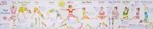 Yoga Practice Wall Chart