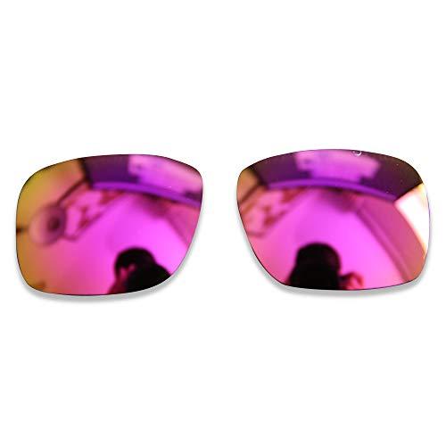 Lentes polarizadas polarizadas de repuesto para Oakley Holbrook - Compatible con gafas de sol Oakley Holbrook
