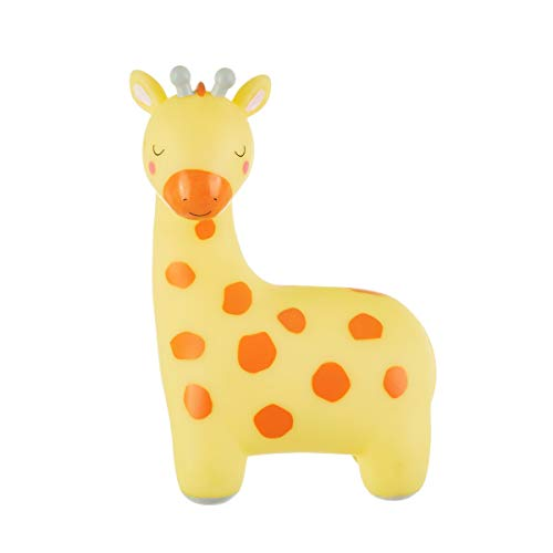 Sass & Belle Nachtlampje giraf, meerkleurig
