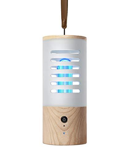 STARAYS Lampada di Disinfezione UV, Sterilizzatore Mobile Ozono USB Attrezzatura per Purificazione dell'Aria Viaggio La Famiglia di Auto