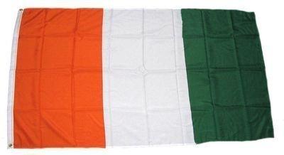 Elfenbeinküste Fahne 150 x 90cm by Import