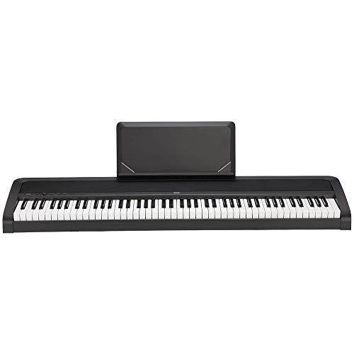 KORG コルグ 電子ピアノ B2N 88鍵 ライトタッチ鍵盤 電子ピアノ部門最優秀賞を受賞したKORGによる人気商品 ダンパーペダルと譜面立て付属