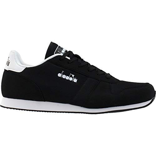 Diadora Mens Snap Run Sneakers Shoes Casual - Black - Size 11 D