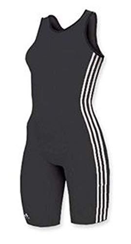 adidas 3 Side Stripes Women's WXS: Black/White