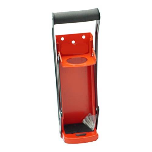 Harilla Trituradora de Latas Y Abridor de Botellas Herramienta de Reciclaje Montado en La Pared 16 Oz 500ml Grande