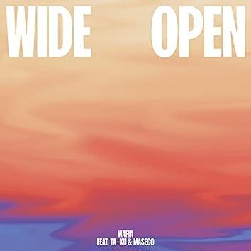 Wide Open (feat. Ta-ku & Masego)