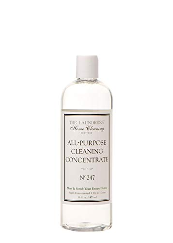 The Laundress - All-Purpose Cleaning Concentrate No. 247, Mop & Scrub Entire Home, Removes Dirt & Stains, Family, Food & Pet Safe, 16 fl oz