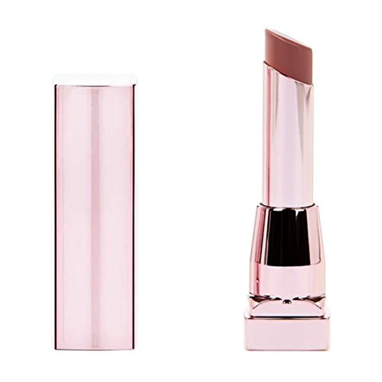 葬儀下位スキッパー(6 Pack) MAYBELLINE Color Sensational Shine Compulsion Lipstick - Spicy Mauve 065 (並行輸入品)