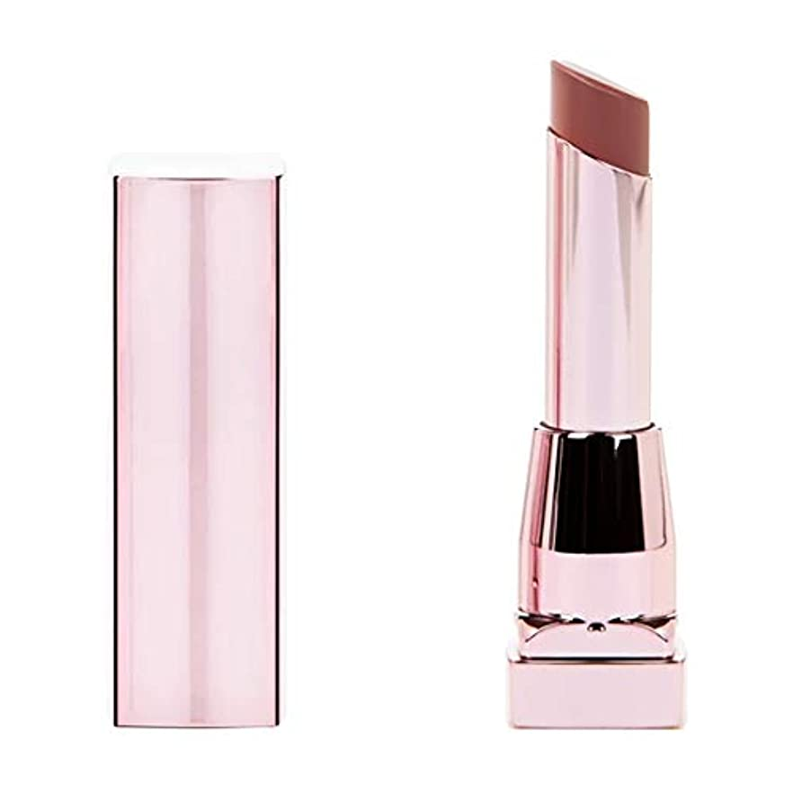 発揮する句読点ぼかす(6 Pack) MAYBELLINE Color Sensational Shine Compulsion Lipstick - Spicy Mauve 065 (並行輸入品)