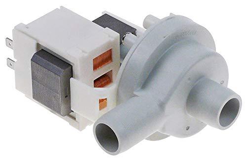 HANNING Pumpe DP025-258 30W passend für Manitowoc für Eiswürfelbereiter EC20, EC30, EC40, EC50, ECS041, ECS041AG 220-240V 50Hz