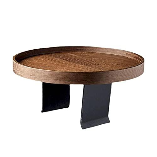 Tavolino In Legno Divano Divano Bracciolo Clip-On Tavolo, Vassoio Organizzatore Reclinabile Bracciolo Tavolo Da Servizio Per Caffè/Snack/Elettronica(Colore:01)