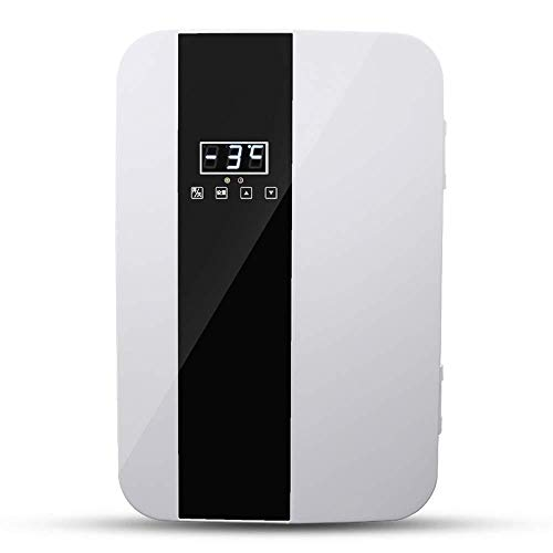 TZSMSSH Joyero Refrigerador del Coche de 22 litros Mini portátil de Doble...
