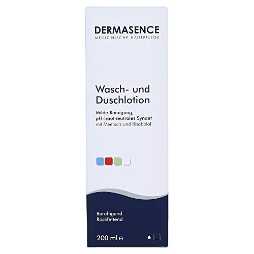 Dermasence Wasch-und Duschlotion, 200 ml