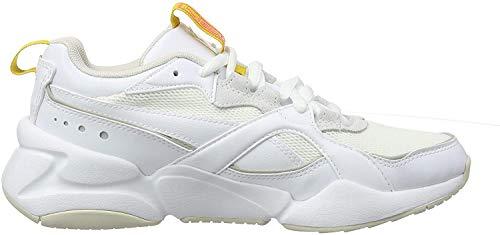 PUMA Nova 2 Wn's, Zapatillas deportivas para Mujer, Blanco White, 36 EU