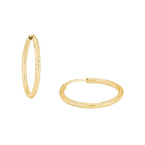 amor Creole für Damen, Gold 375
