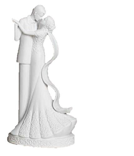 Our #5 Pick is the Roman Store to Have and to Hold Wedding Cake Topper