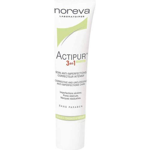 Noreva Actipur 3en1 Soin Anti-Imperfections Correcteur Intensif 30 ml