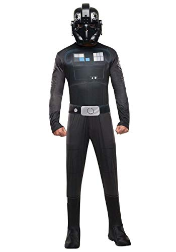 Star Wars Rebels Tie Fighter Pilot Deluxe Adult Costume X-Large