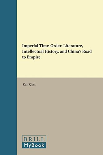Imperial-Time-Order: Literature, Intellectual History, and China S Road to Empire (Ideas, History, and Modern China)