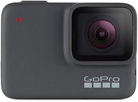 GoPro HERO7 Silver PNY Elite X 32GB microSDHC Card Adapter UHS I U3 Waterproof Digital Action product image