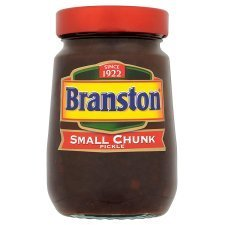 Dealing full price reduction Branstons Sandwich Ranking TOP11 Pickle 360g RedTop Pack 3