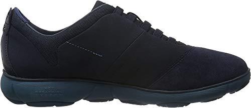 Geox Damen D NEBULA G Sneakers, Blau (NAVY/OCTANEC4460), 36 EU